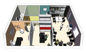 Plan za poslovne prostore