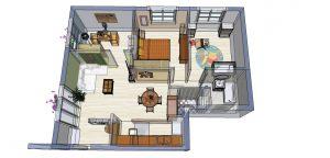 Plan za stambene prostore